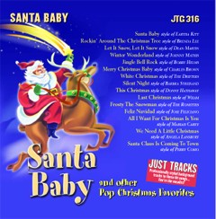 Karaoke Korner - Santa Baby and Other Pop Favorites