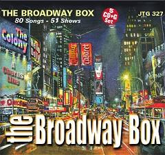 Karaoke Korner - BROADWAY BOX
