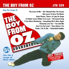 Karaoke Korner - THE BOY FROM OZ