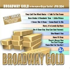 Karaoke Korner - Broadway Gold