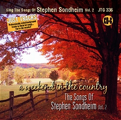 Karaoke Korner - Songs Of Stephen Sondheim Vol. 2