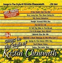 Karaoke Korner - Kristin Chenoweth