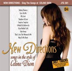 Karaoke Korner - New Directions - Celine Dion