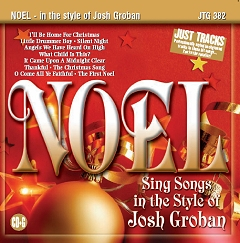 Karaoke Korner - Noel - In The Style Of Josh Groban