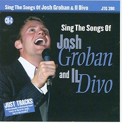 Karaoke Korner - Josh Groban / IL Divo