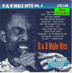 Karaoke Korner - R&B MALE HITS VOL.2
