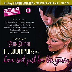 Karaoke Korner - Frank Sinatra - The Golden Years Vol. 3