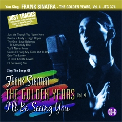 Karaoke Korner - Frank Sinatra - The Golden Years Vol. 4