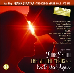 Karaoke Korner - Frank Sinatra - The Golden Years Vol. 5