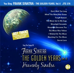 Karaoke Korner - Frank Sinatra - The Golden Years Vol. 6