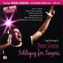 Karaoke Korner - Frank Sinatra - Soliloquy For Singers Vol. 8