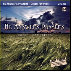 Karaoke Korner - He Answers Prayers