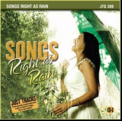 Karaoke Korner - Songs Right As Rain