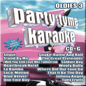 Karaoke Korner - PARTY TYME KARAOKE - OLDIES 3