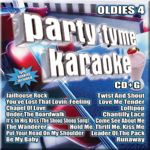 Karaoke Korner - PARTY TYME KARAOKE - OLDIES 4