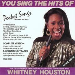 Karaoke Korner - Hits Of Whitney Houston
