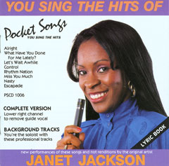 Karaoke Korner - Hits Of Janet Jackson