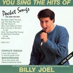 Karaoke Korner - Hits Of Billy Joel
