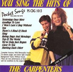 Karaoke Korner - Hits Of The Carpenters