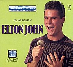Karaoke Korner - Hits Of Elton John