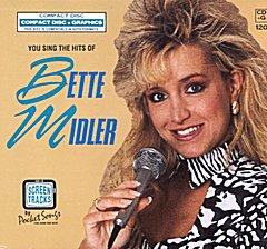 Karaoke Korner - Hits Of Bette Midler