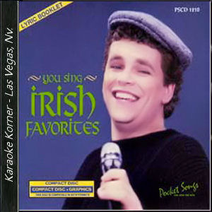 Karaoke Korner - Sing Irish Favorites
