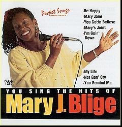 Karaoke Korner - Mary J. Blige