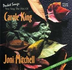 Karaoke Korner - Carole King & Joni Mitchell Hits