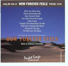 PSCD1416 - HOW FOREVER FEELS