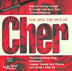 Karaoke Korner - CHER