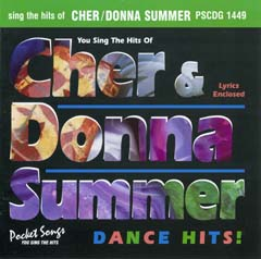 Karaoke Korner - CHER / DONNA SUMMER (DANCE HITS!)