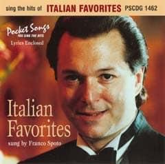 Karaoke Korner - ITALIAN FAVORITES
