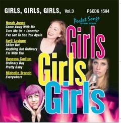 Karaoke Korner - Girls Girls Girls