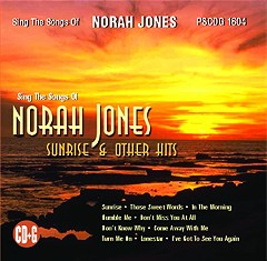 Karaoke Korner - Songs of Norah Jones Vol 1