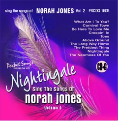 Karaoke Korner - Songs of Norah Jones Vol 2
