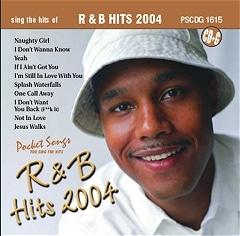 PSCD1615 - R&B HITS 2004