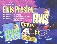 Karaoke Korner - The Hits Of Elvis Presley