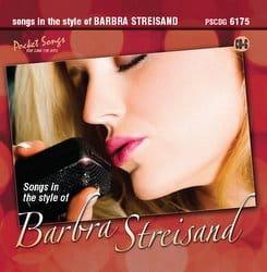 Karaoke Korner - Style of Barbra Streisand