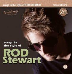 Karaoke Korner - Style of Rod Stewart