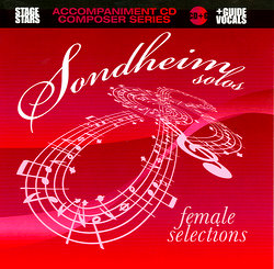 Karaoke Korner - Sondheim Solos - Female Selections