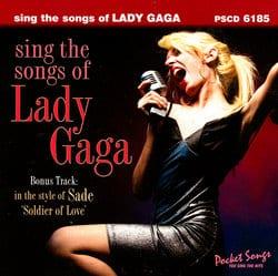 Karaoke Korner - Songs of Lady Gaga