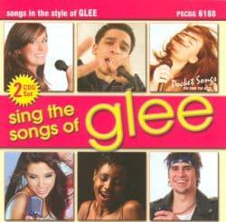 Karaoke Korner - Songs in the style of Glee