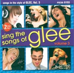 Karaoke Korner - GLEE Volume 3