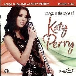 Karaoke Korner - Songs in the Style of Katy Perry