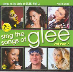 Karaoke Korner - GLEE Volume 2