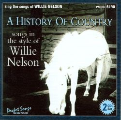 Karaoke Korner - Willie Nelson: A History of Country