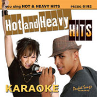 Karaoke Korner - Hot and Heavy Hits