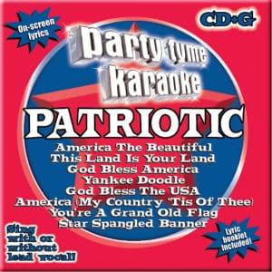 Karaoke Korner - PATRIOTIC (Multiplex)