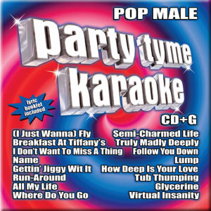 Karaoke Korner - PARTY TYME KARAOKE - POP MALE