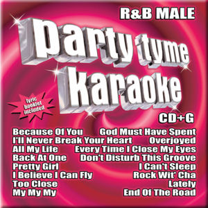 Karaoke Korner - PARTY TYME KARAOKE - R&B MALE